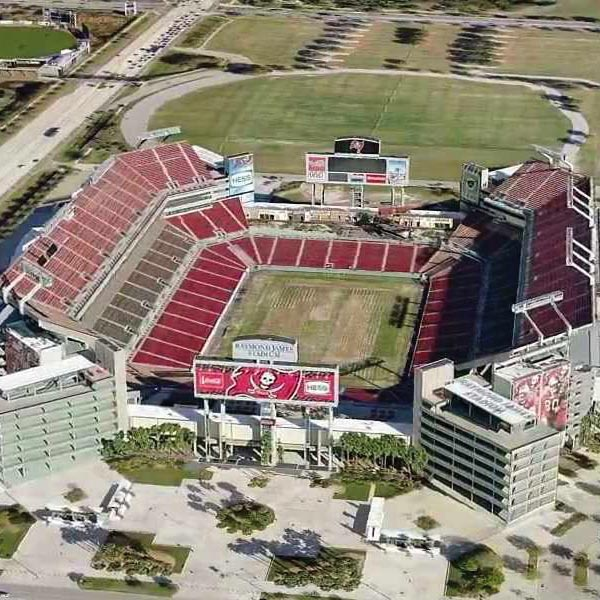 Raymond James Stadium NFL