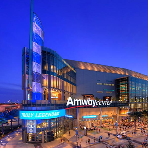 The Amway Center (NBA)