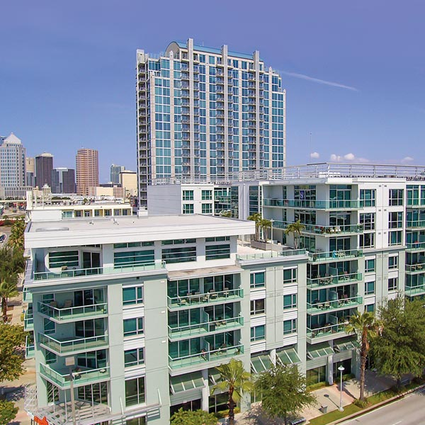 The Place at Channelsidetwin Residential Condominiums