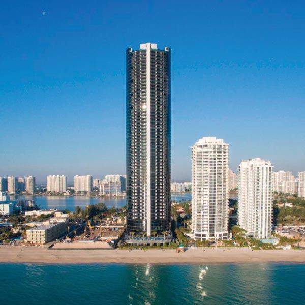 Porsche Design Tower Residential Condominiums
