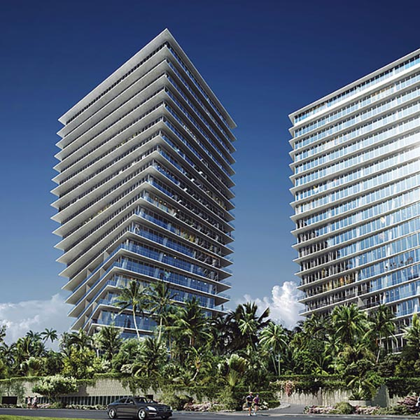 The Grove at Grand Bay Residential Condominiums